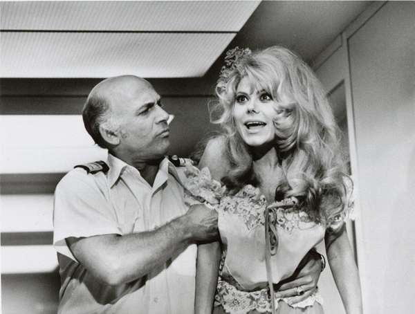 Charo had a recurring role as April Lopez