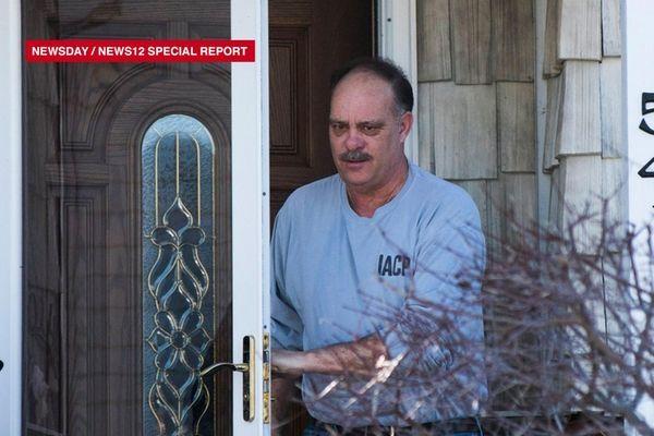 Former Lloyd Harbor Police Chief Charles Flynn answers
