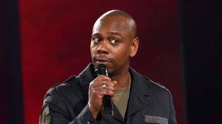 Dave Chappelle's reflections on
