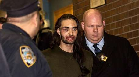 Jose Gonzalez, charged with murder in the death