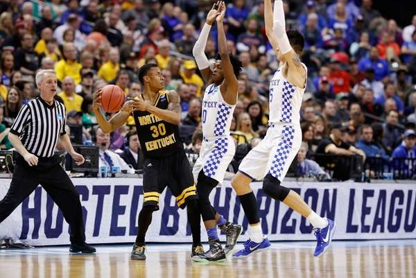 Lavone Holland II #30 of the Northern Kentucky