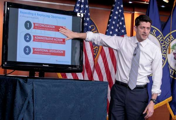 House Speaker Paul Ryan makes his case for