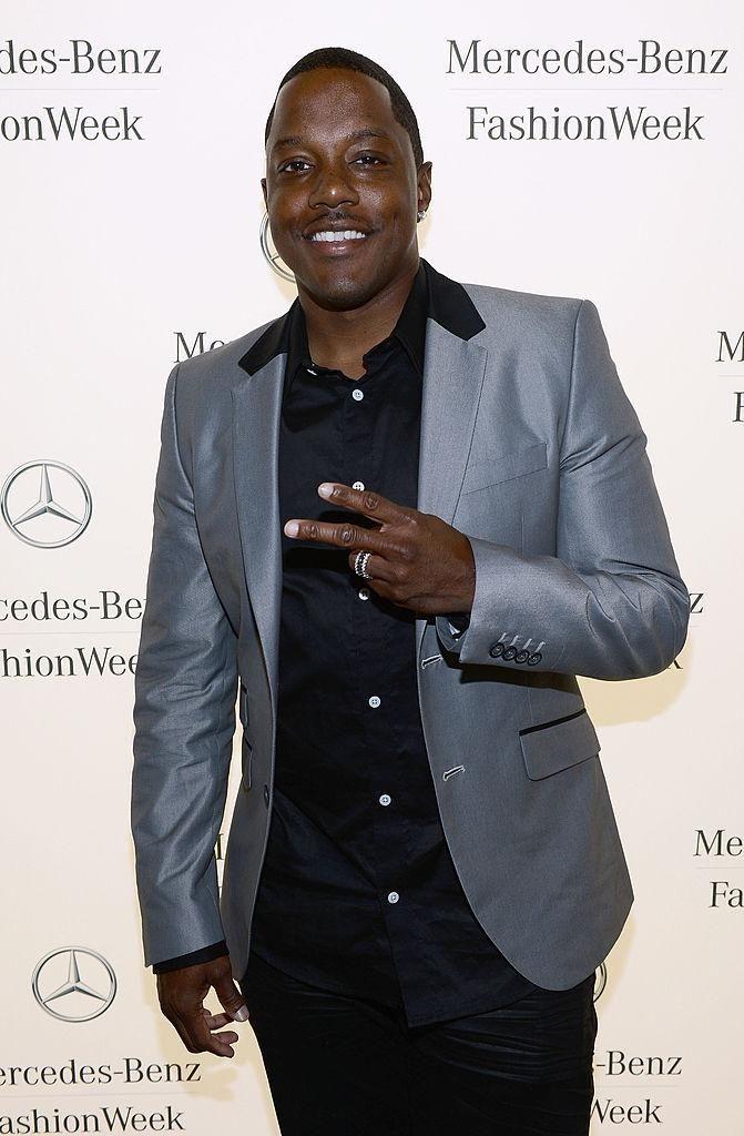 Hip-hop artist Mason