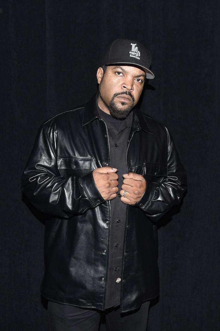 N.W.A. rapper Ice Cube began his career as