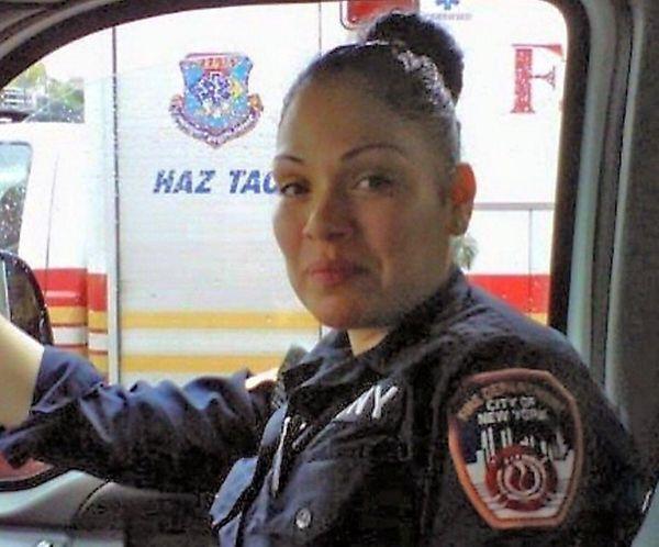 FDNY EMT Yadira Arroyo was killed on duty