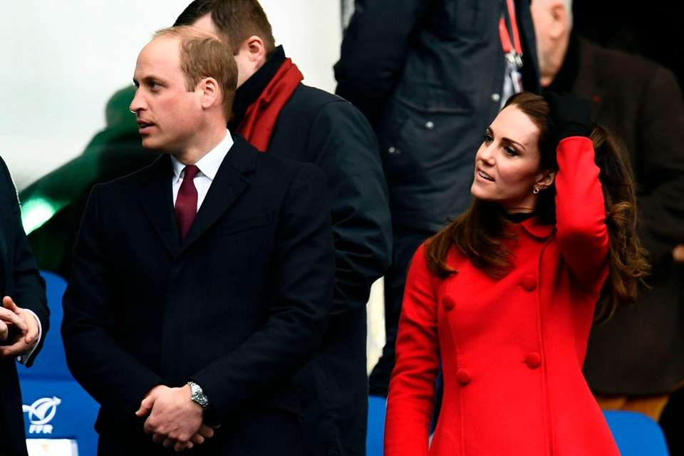 Prince William, Duke of Cambridge, and Cambridge Duchess