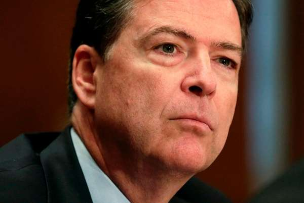 FBI Director James Comey is due to testify