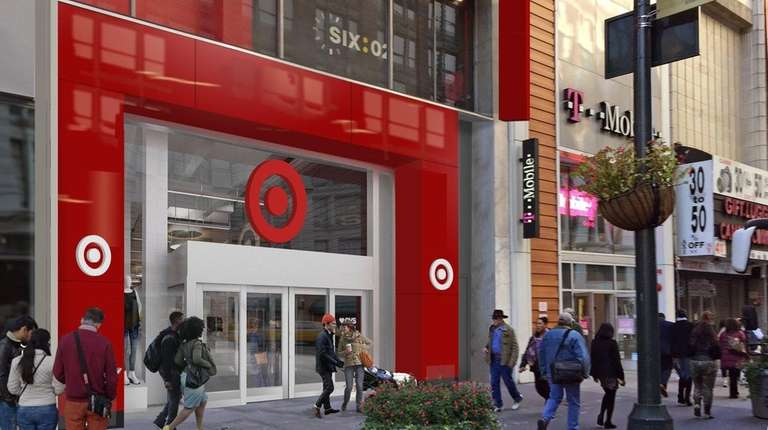 Target will open a new store in Manhattan's