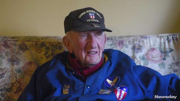 Arthur Bonne, 96, of Lakeview, who was drafted