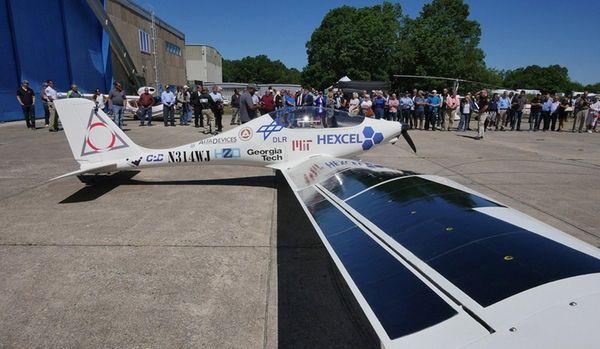 Luminati Aerospace, the Calverton startup that is building