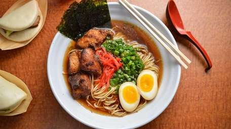 Slurp Ramen in Port Jefferson and more of