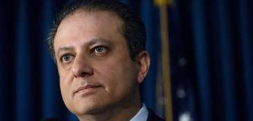 NYU announced March 21, 2017, that Preet Bharara
