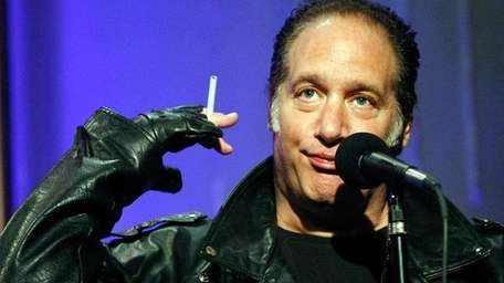 Comedian Andrew Dice Clay. (Getty Images)