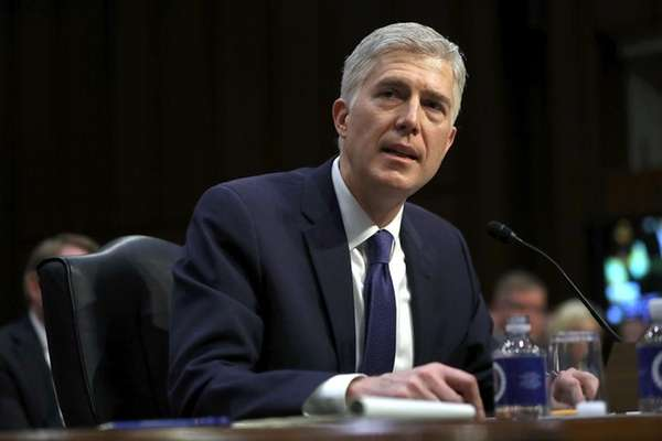 Supreme Court reverses interpretation Gorsuch helped craft