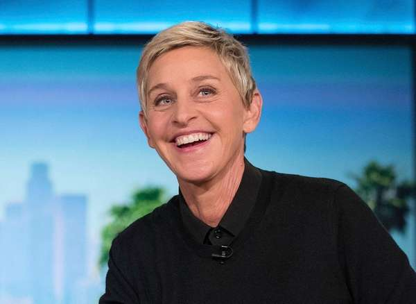 Ellen DeGeneres told her audience on Tuesday that