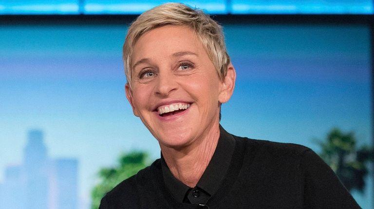 Ellen DeGeneres told her audience on Tuesday that