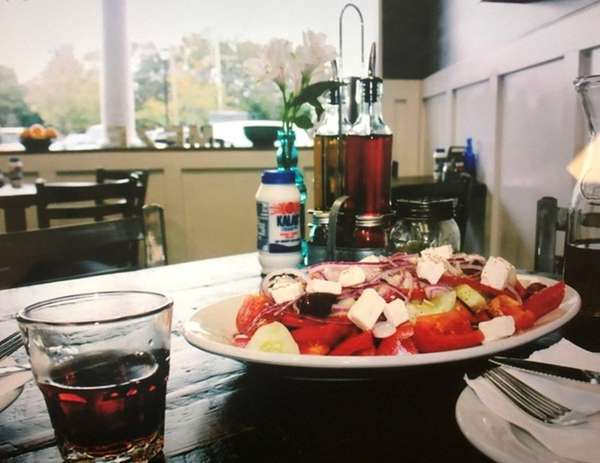Meze in Shoreham specializes in Greek cuisine,