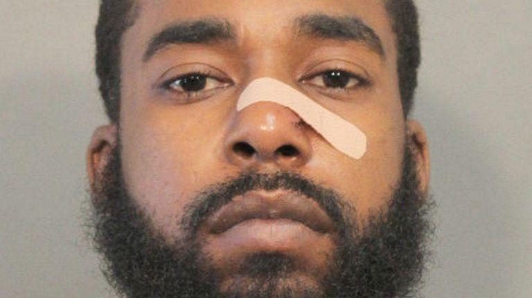 Kerrel Bigelow, 29, of Jamaica, Queens, was arrested