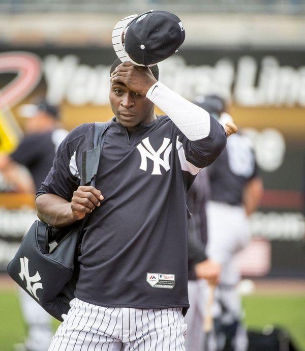 New York Yankees shortstop Didi Gregorius will miss