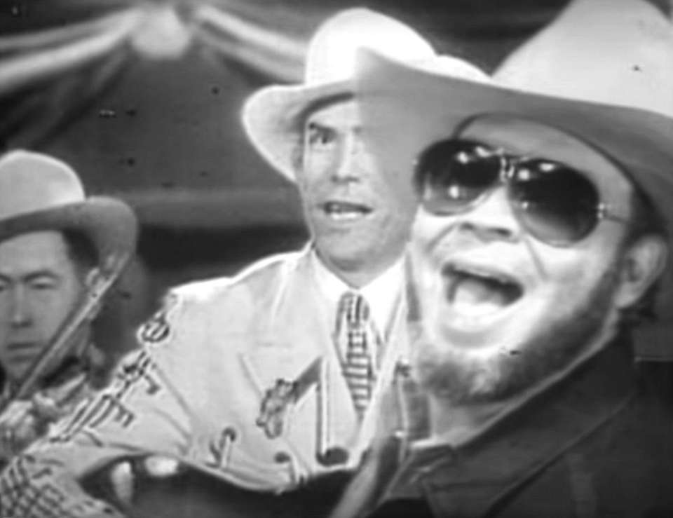 Hank Williams Jr.'s 1989 upgraded version of his