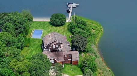 The asking price for this North Sea home