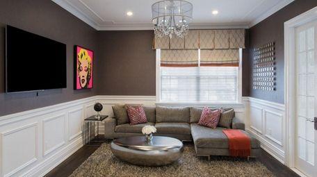 Seaford-based interior designer Melissa Sacco chose room details