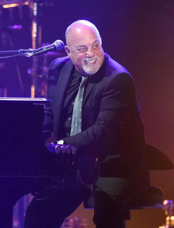 Billy Joel sets 90th Madison Square Garden show Newsday