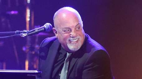 Billy Joel's 90th Madison Square Garden show is
