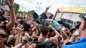 Vans Warped Tour stops by Jones Beach July