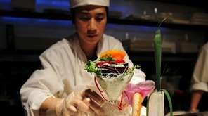 Wild Ginger, an Asian fusion style restaurant, is