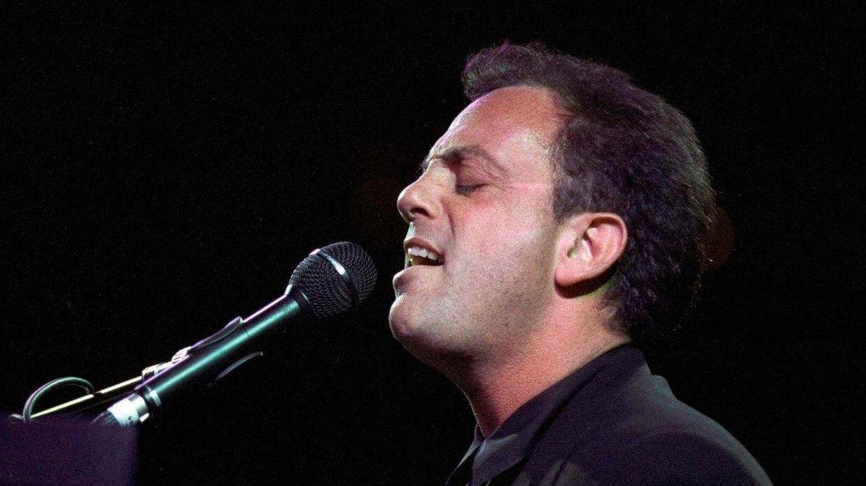 Billy Joel piano mann singel
