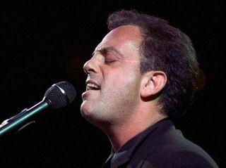 Billy Joel in concert at the Nassau Coliseum