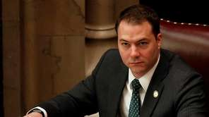Republican Sen. Robert Ortt pleaded not guilty on