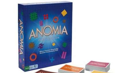Anomia: Party Edition is for players ages 10