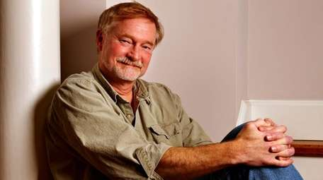Erik Larson, who grew up in Freeport, returns