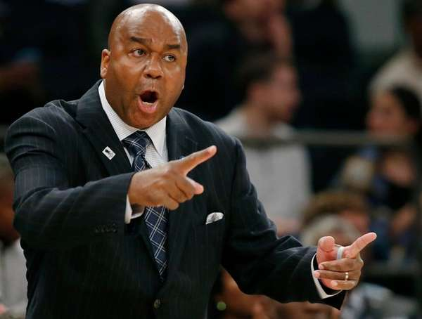 Georgetown fired coach John Thompson III after two