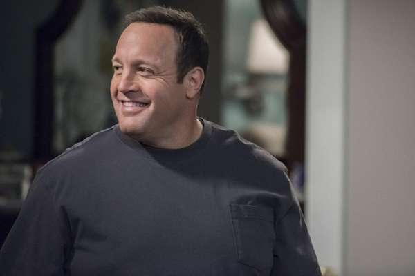 Kevin James stars as a retired police officer