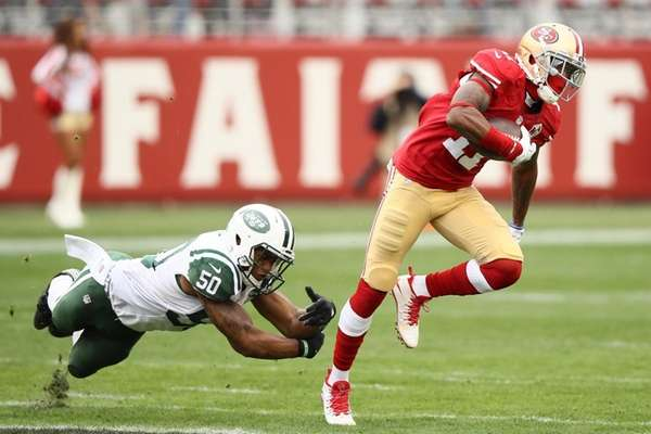 Jets sign ex-49ers WR Quinton Patton, in reunion with John Morton