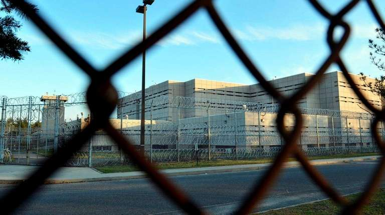 Image result for The exterior of the Nassau County Correctional Center in East Meadow, shown on Dec. 25, 2011. Photo Credit: Daniel Brennan