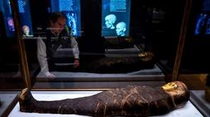 A mummy referred to as
