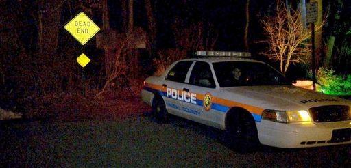 Nassau police said they found an unidentified male