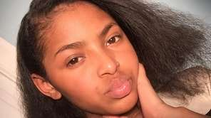 Dharla Pun, 13, of Uniondale.