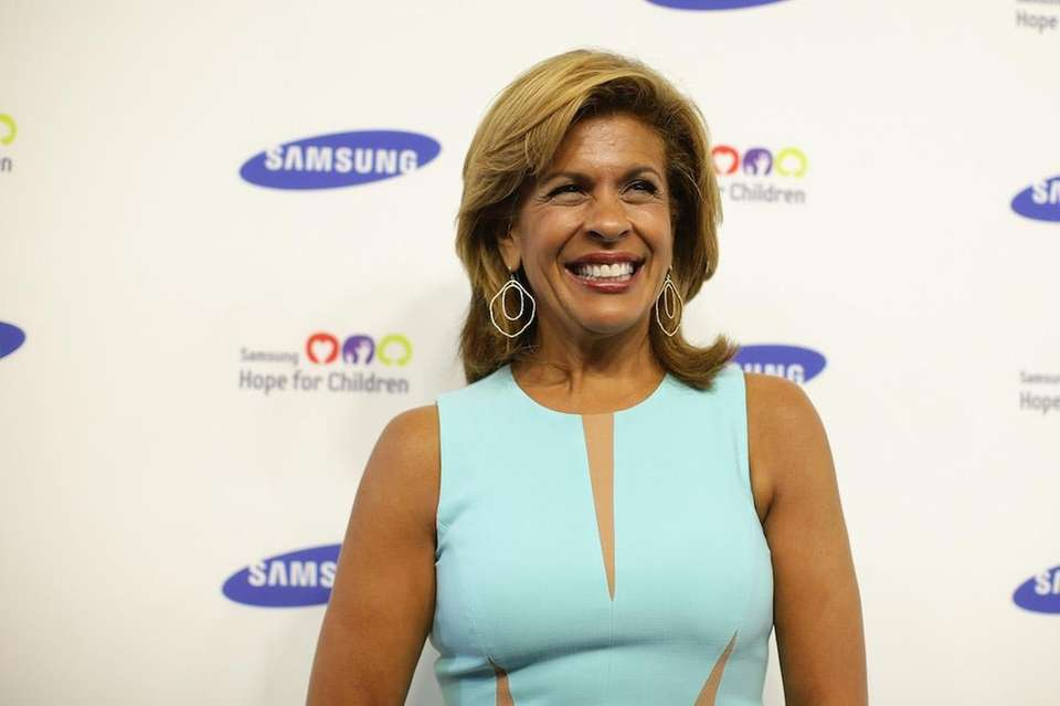 Parent: Hoda Kotb Child: Haley Joy (adopted), born