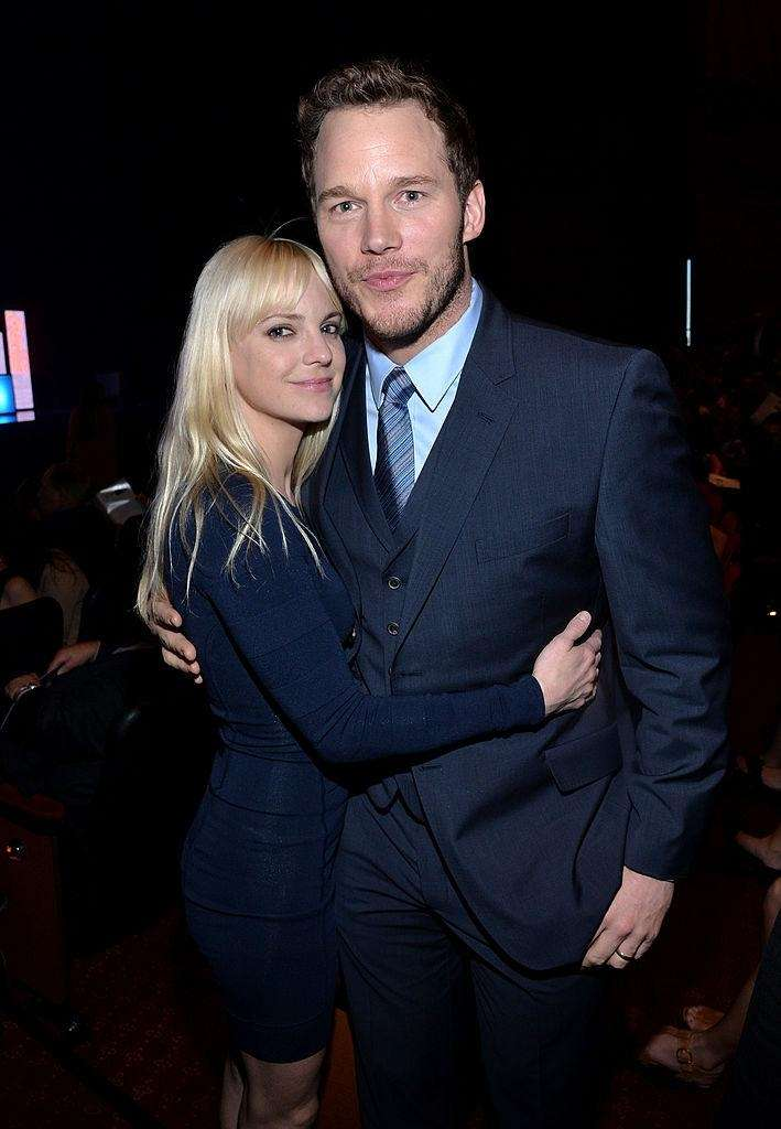Parents: Chris Pratt and Anna Faris Child: Jack