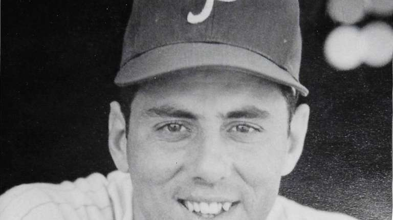 Michael Angelo LiPetri of Farmingdale. He pitched for
