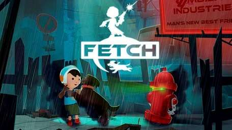 The Fetch app is a puzzle-filled adventure