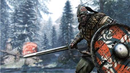 Vikings, knights and samurai battle it out in