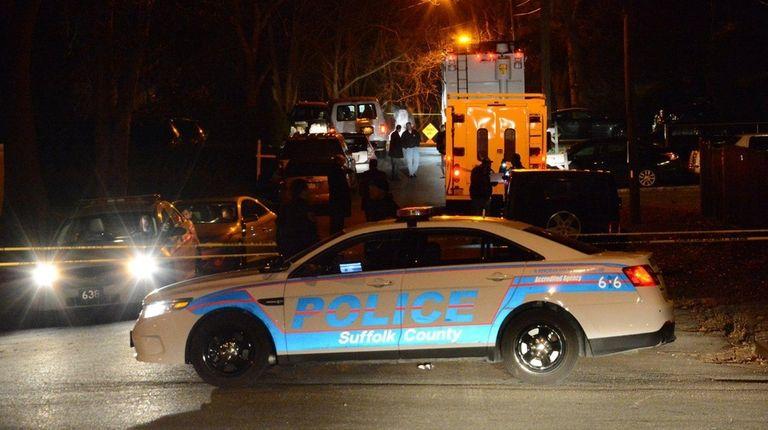 Suffolk County police said they found Wayne Booker