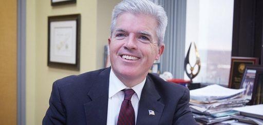 Suffolk County Executive Steve Bellone.