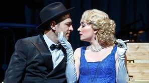 Tam Mutu and Scarlett Strallen in Cole Porter's
